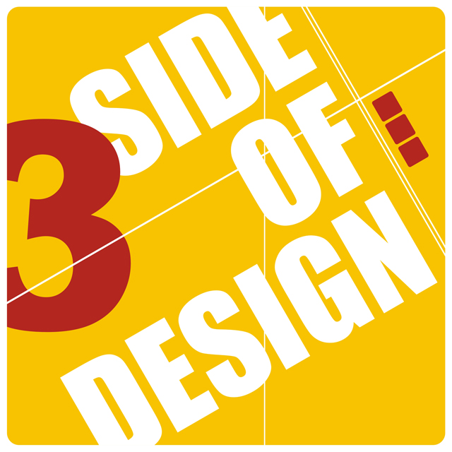 Logo 3 side of design